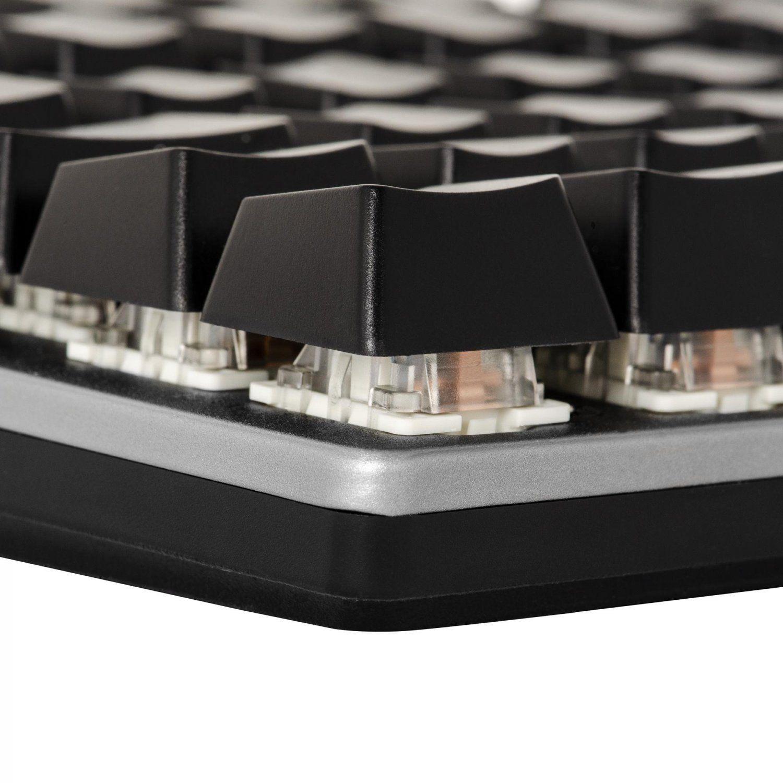 teclado gamer mecanico fortrek gpro k7 rbw 4287